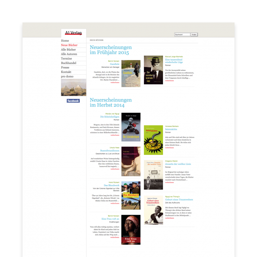 Thumbnail for A1 Verlag
